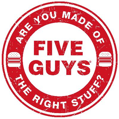 five guys click and collect